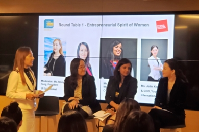 Asia Futurist Leadership Summit starts in Hong Kong with focus on women